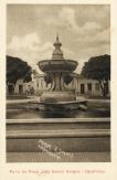 Praça João Soares Hungria (Largo dos Amores). (Acervo MIS-I – Museu da Imagem e do Som de Itapetininga).
