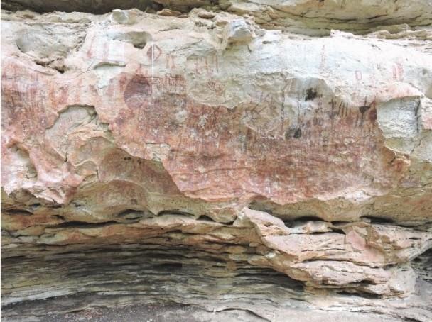 Sítio Pedra do Cantagalo I